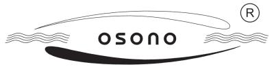 Logo OSONO Achim Becker